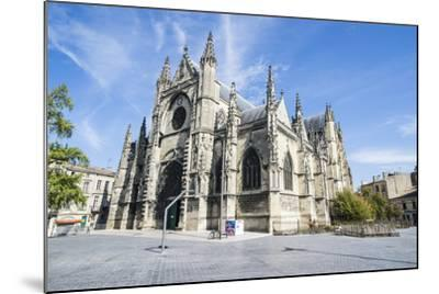 Basilica of Saint Michel, Bordeaux, Aquitaine, France, Europe-Michael Runkel-Mounted Photographic Print