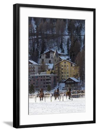 Trap Event, Engadine-Christian Kober-Framed Photographic Print