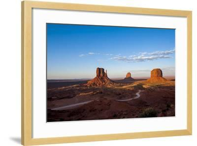 Monument Valley Navajo Tribal Park, Monument Valley, Utah, United States of America, North America-Michael DeFreitas-Framed Photographic Print
