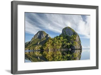 El Nido, Palawan, Philippines, Southeast Asia, Asia-Andrew Sproule-Framed Photographic Print