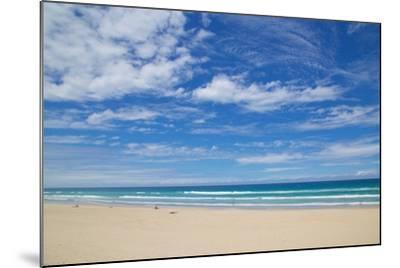 Surfers Paradise, Beach and Sky, Gold Coast, Queensland, Australia, Oceania-Frank Fell-Mounted Photographic Print