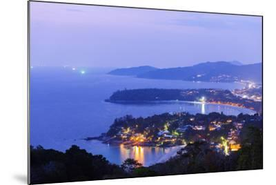 South East Asia, Thailand, Phuket, Kata Beach View Point-Christian Kober-Mounted Photographic Print