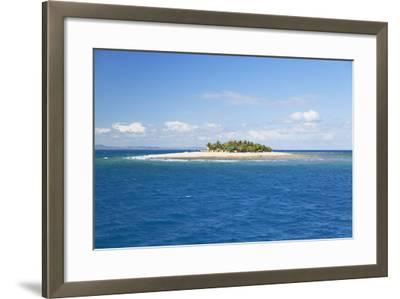 South Seas Island, Mamanuca Islands, Fiji, South Pacific, Pacific-Ian Trower-Framed Photographic Print