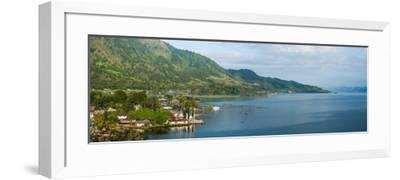 Lake Toba, Sumatra, Indonesia, Southeast Asia-John Alexander-Framed Photographic Print