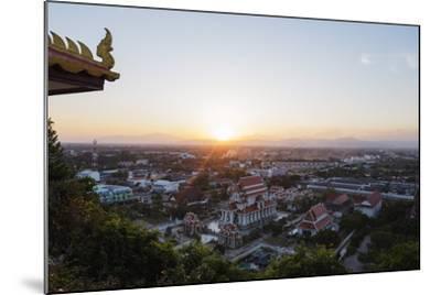Wat Thammikaram Worawihan Temple, Prachuap Kiri Khan, Thailand, Southeast Asia, Asia-Christian Kober-Mounted Photographic Print