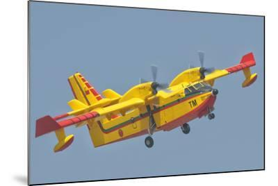 A Royal Moroccan Air Force Cl-415-Stocktrek Images-Mounted Photographic Print