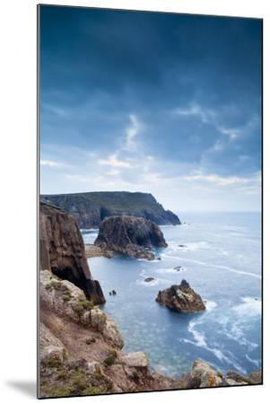 Land's End, Penzance, Cornwall, England, United Kingdom, Europe-Kav Dadfar-Mounted Photographic Print