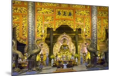 Tam the Hall at Bai Dinh Temple (Chua Bai Dinh), Gia Vien District, Ninh Binh Province, Vietnam-Jason Langley-Mounted Photographic Print