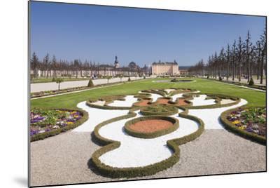 Schloss Schwetzingen Palace, Baroque Garden, Schwetzingen, Baden-Wurttemberg, Germany, Europe-Markus Lange-Mounted Photographic Print