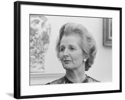 Vintage Photo of Margaret Thatcher-Stocktrek Images-Framed Photographic Print