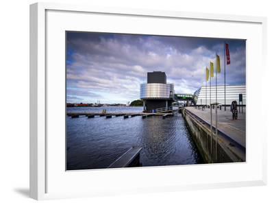 National Oil Museum, Stavanger, Norway, Scandinavia, Europe-Jim Nix-Framed Photographic Print