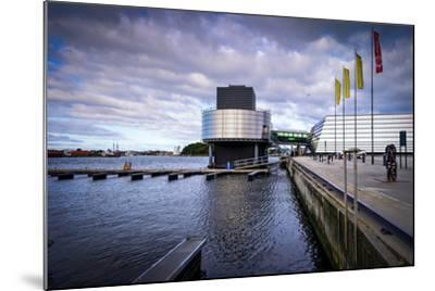 National Oil Museum, Stavanger, Norway, Scandinavia, Europe-Jim Nix-Mounted Photographic Print