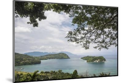 Pulau Weh Island Landscape, Aceh Province, Sumatra, Indonesia, Southeast Asia, Asia-Matthew Williams-Ellis-Mounted Photographic Print