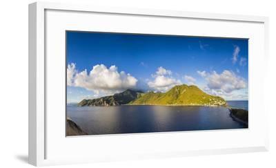 Dominica, St. Mark Parish-Nick Ledger-Framed Photographic Print