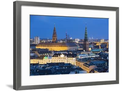 Denmark, Hillerod-Nick Ledger-Framed Photographic Print