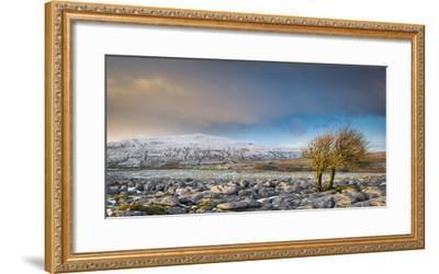 Ribblehead Viaduct-Nick Ledger-Framed Photographic Print