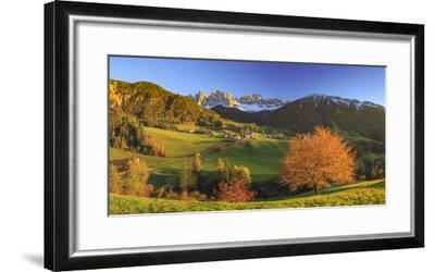 Italy, Trentino Alto Adige-Michele Falzone-Framed Photographic Print
