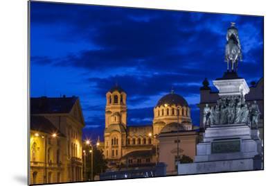 Bulgaria, Sofia-Walter Bibikow-Mounted Photographic Print