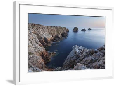 Pointe De Penhir, Brittany-ClickAlps-Framed Photographic Print