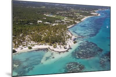 Dominican Republic, Punta Cana, View of Cap Cana, Juanillo-Jane Sweeney-Mounted Photographic Print