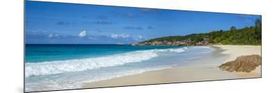 Petite Anse Beach, La Digue, Seychelles-Jon Arnold-Mounted Photographic Print