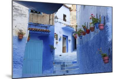 North Africa, Morocco, Chefchaouen District.Details of the City-ClickAlps-Mounted Photographic Print