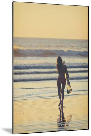 Costa Rica, Guanacaste, Nicoya Peninsula, Nosara, Playa Guiones-Michele Falzone-Mounted Photographic Print