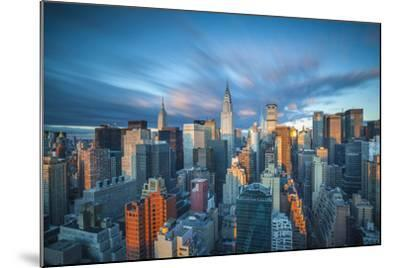 Chrysler Building and Empire State Building, Midtown Manhattan, New York City, New York, USA-Jon Arnold-Mounted Photographic Print