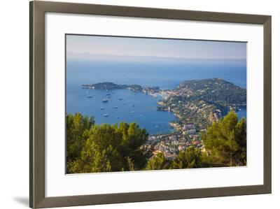 Saint-Jean-Cap-Ferrat, Alpes-Maritimes, Provence-Alpes-Cote D'Azur, French Riviera, France-Jon Arnold-Framed Photographic Print