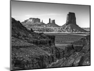 USA, Utah, Monument Valley, View of Buttes-Ann Collins-Mounted Photographic Print