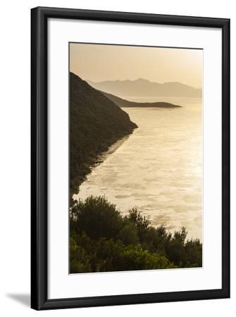 Lake Ichkeul, National Park of Ichkeul, Bizerte Province, Tunisia, North Africa-Nico Tondini-Framed Photographic Print