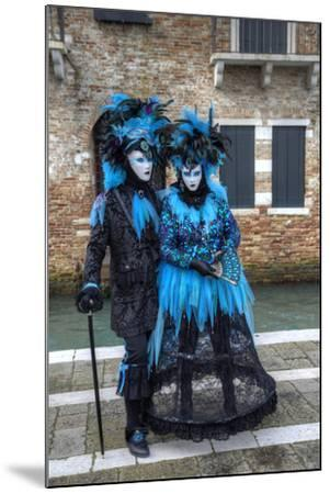 Venice at Carnival Time, Italy-Darrell Gulin-Mounted Photographic Print