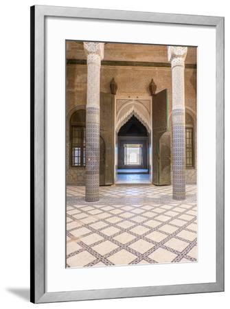 Morocco, Agdz, the Kasbah of Telouet-Emily Wilson-Framed Photographic Print