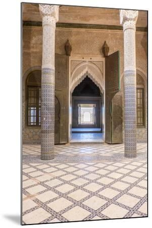 Morocco, Agdz, the Kasbah of Telouet-Emily Wilson-Mounted Photographic Print