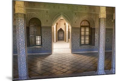 Morocco, Agdz, the Kasbah of Telouet Fortress-Emily Wilson-Mounted Photographic Print