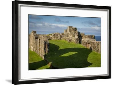 Ruins of Downhill Demesne Mansion Near Castlerock, County Londonderry, Northern Ireland, Uk-Brian Jannsen-Framed Photographic Print