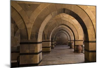 Turkey, Cappadocia. Caravanserais Interior Architecture-Emily Wilson-Mounted Photographic Print