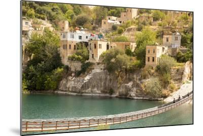 Halfeti, a Small Farming Region on the East Bank of the River Euphrates in Sanliurfa Province-Emily Wilson-Mounted Photographic Print