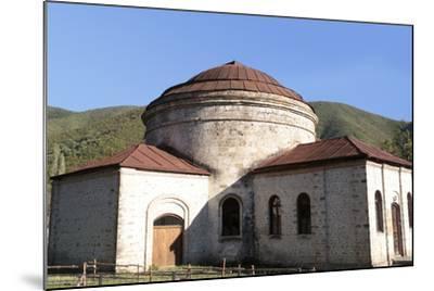 Azerbaijan, Sheki. A 6th-Century Caucasian Albanian Church-Alida Latham-Mounted Photographic Print