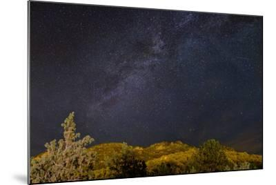 USA, Colorado. Milky Way Above Mountains-Jaynes Gallery-Mounted Photographic Print