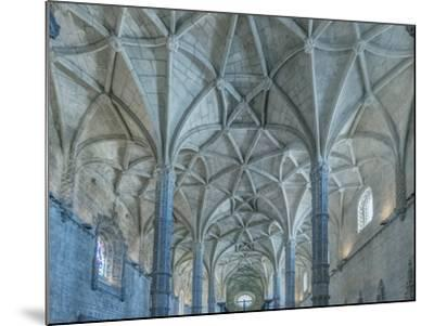 Portugal, Lisbon, Belem, Jeronimos Monastery-Rob Tilley-Mounted Photographic Print