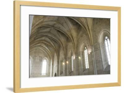 Southern France, Vaucluse, Provence, Avignon, Views in and around the Papal Palace-Emily Wilson-Framed Photographic Print