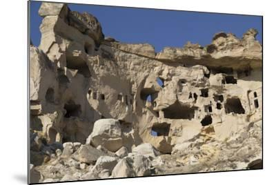 Turkey. Christian Cave Churches and Monasteries in Cappadocia Turkey-Emily Wilson-Mounted Photographic Print