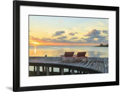 Saint Georges Caye Resort, Belize-Stuart Westmorland-Framed Photographic Print