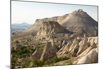 Turkey, Cappadocia Is a Historical Region in Central Anatolia. Fairy Chimneys-Emily Wilson-Mounted Photographic Print
