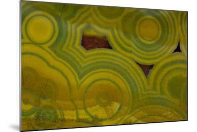 Ocean Jasper from Madagascar-Darrell Gulin-Mounted Photographic Print