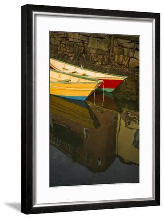 Massachusetts, Cape Ann, Annual Schooner Festival, Gloucester Dorries-Walter Bibikow-Framed Photographic Print