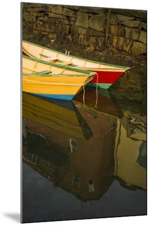 Massachusetts, Cape Ann, Annual Schooner Festival, Gloucester Dorries-Walter Bibikow-Mounted Photographic Print