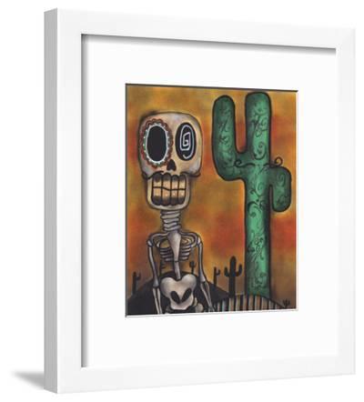 Desert-Abril Andrade-Framed Giclee Print