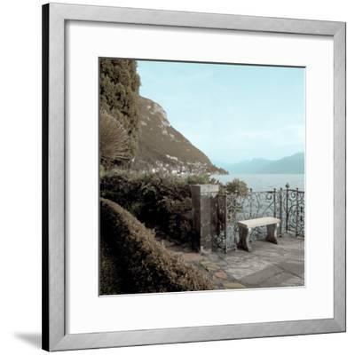 Lake Vista IV-Alan Blaustein-Framed Premium Photographic Print